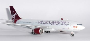 Airbus A330-200 Virgin Atlantic Airways Gemini Jets Collectors Model Scale 1:400 GJVIR1763 E